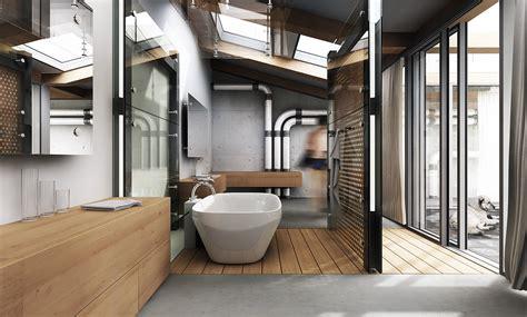 bathroom decor the industrial bathroom pivotech Industrial