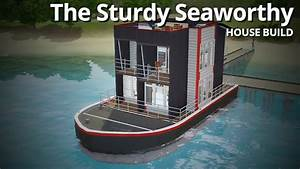 The Sims 3 House Building - The Sturdy Seaworthy - YouTube