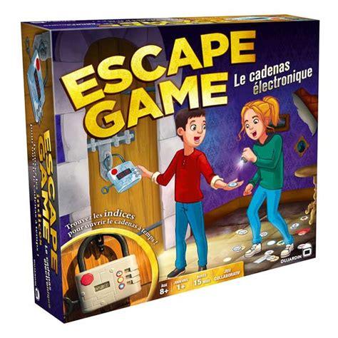 siege tf1 escape dujardin king jouet jeux de réflexion