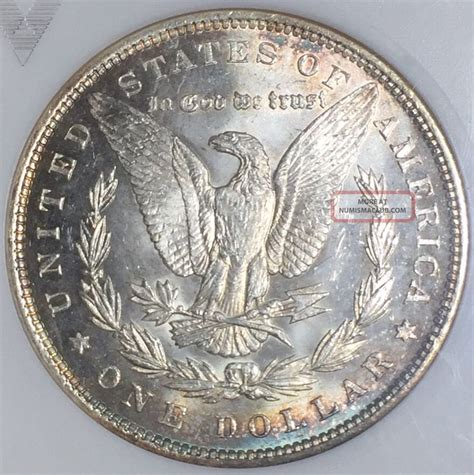 1888  P $1 Morgan Silver Dollar (anacs Ms63dmpl) Gm16728