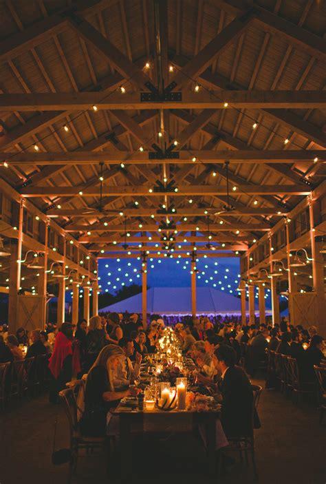 bohemian black tie texas ranch wedding reception