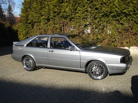 1985 Audi Gt Coupe Gt Pictures Corlate Illinois Liver