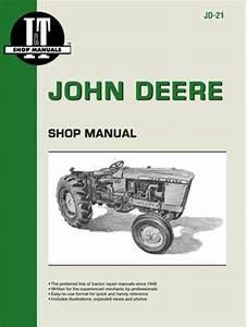 John Deere Model 1010  U0026 2010 Tractor Service Repair Manual