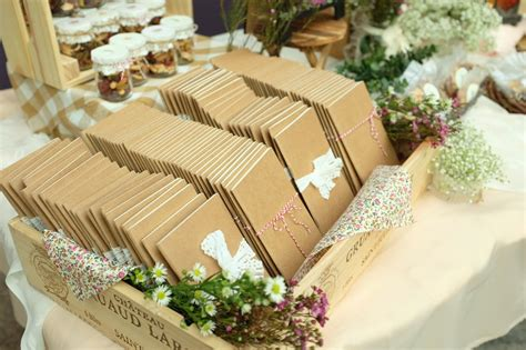 unique wedding favors gifts singapore at favor table