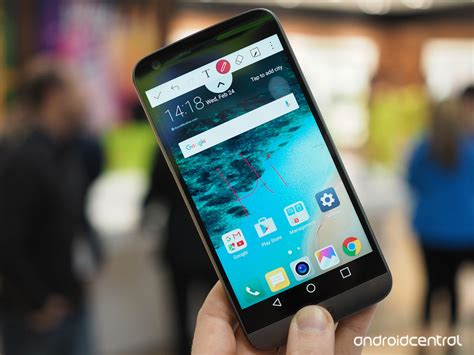 screenshot with android how to take a screenshot on the lg g5 android central