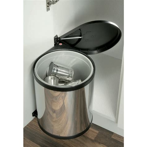 hafele waste bin 15l toolstation