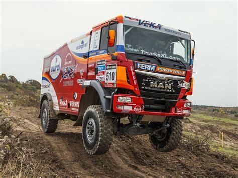rally truck racing 2015 man tgs 480 rally truck dakar offroad race racing