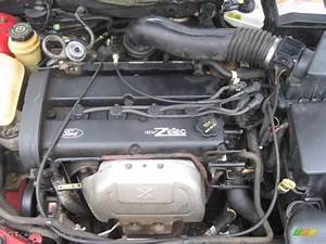 2001 Ford Focus Se Sedan Engine Photos