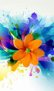 [71+] Colorful Flower Wallpapers on WallpaperSafari