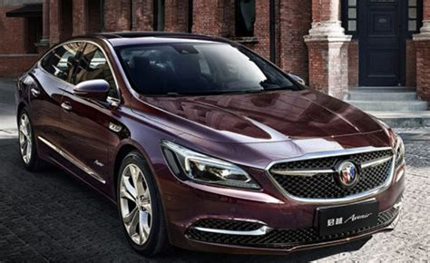 2019 Buick Lacrosse Avenir Concept And Release Date 2019