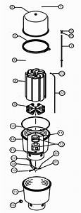 Purex Sm And Smbw 4000 Series Filter Parts