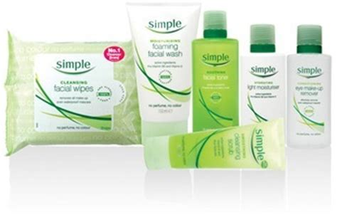 Cvs Simple Brand Facial Cleanser Products 29 Each **hot