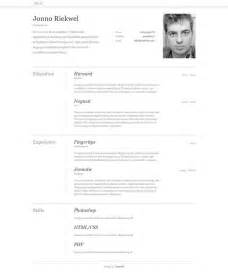 attractive cv templates free download 10 free professional html and css cv resume templates speckyboy design magazine