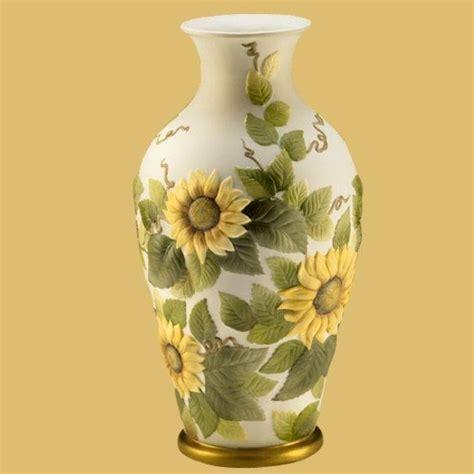 images  sunflower vase  pinterest