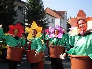 Blumen Kostm Selber Machen Faschingskost Me F R Kinder
