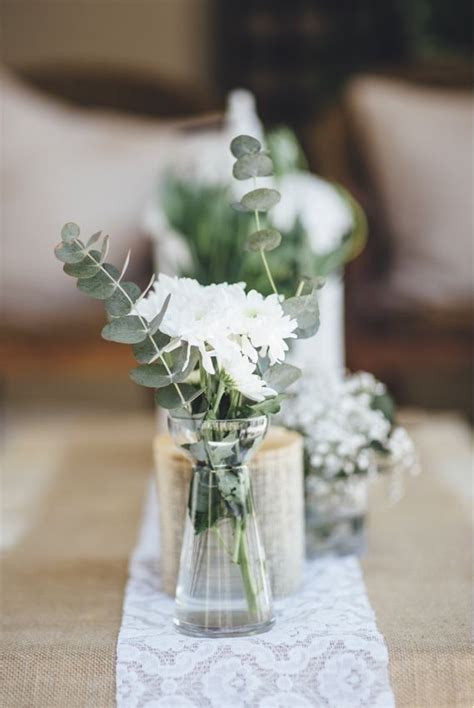 centres de table wedding en  decoration fleur
