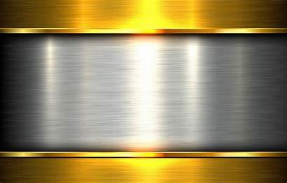 Gold Metal Steel Plate Golden Wallpapers Background