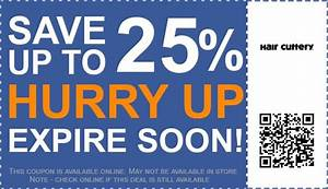 Up to 50% off Hair Cuttery Coupon, Promo Code for June 2018