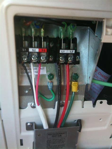 mini split heat pump install page
