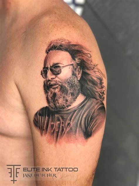 latest jerry garcia tattoos find jerry garcia tattoos