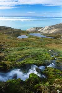 Arctic Circle Landscape