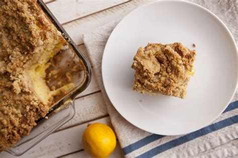 Do you know any other recipes for meyer lemons? Meyer Lemon Coffee Cake - Macheesmo   Coffee cake recipes ...