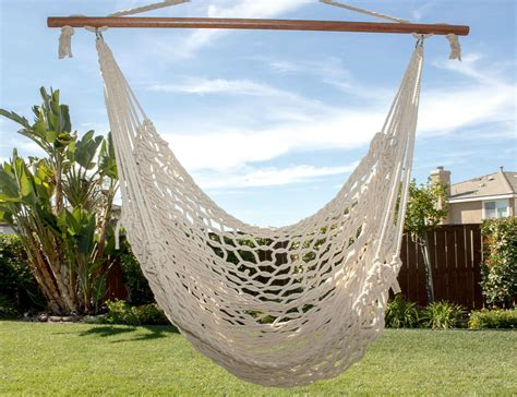 How To Make Hammocks by How To Make A Hammock Chair Ebay