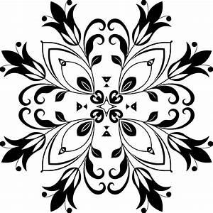Clipart Flourishing Floral Design 13 ~ loversiq
