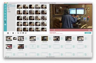 Filmora Editor Storyboard Classic Clips Imovie Strictly