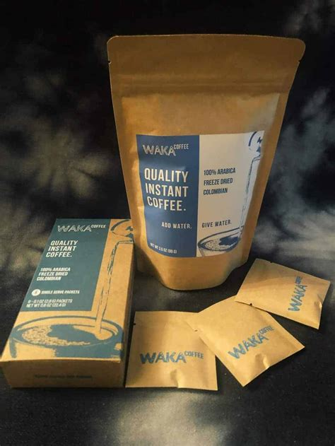 We sell quality instant coffee direct to consumers that is unlike any other traditional brand out there. Waka Coffee Review: A New Kind of Instant Coffee?