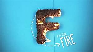 Stop motion animation check an alphabet in helvetica for Stop motion animation check an alphabet check fire check