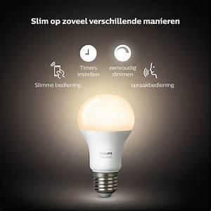 Philips Hue Starterset : philips hue white e27 starterset 3 lampen bridge 2 1 ~ Watch28wear.com Haus und Dekorationen
