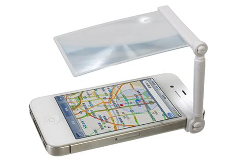 magnifying glass iphone iphone 5 aye or nay