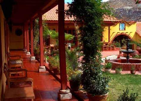 hacienda courtyards photo gallery northern chile horseback vacations south america