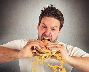 Why Is It A Bad Idea to Eat Really Fast? » Science ABC