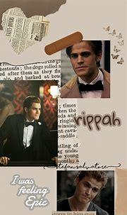 Stefan Salvatore Aesthetic wallpaper | Paul wesley vampire ...