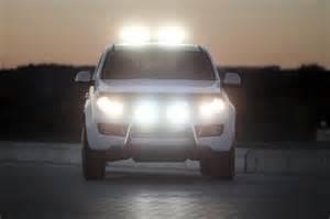 LED Driving Lights Street-Legal