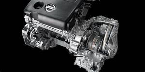 Xtronic Cvt Continuously Variable Transmission