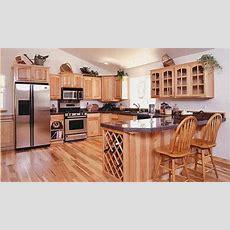Unfinished Oak Kitchen Cabinet Designs  Rilane