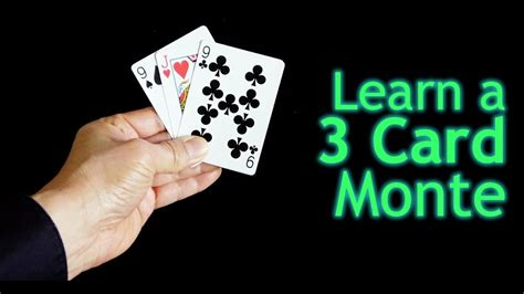If you're a beginner, there are plenty of easy. Easy Magic Tricks With Cards for Kids and Beginners - Learn 3 Card Monte - Mentalism Videos