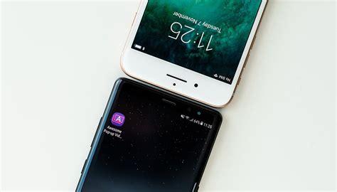 apple iphone 8 plus samsung galaxy note 8 compagni di classe rivali androidpit