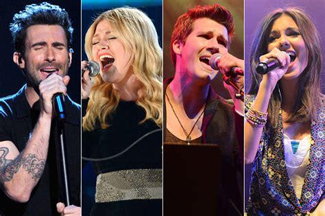 Maroon 5 + Kelly Clarkson vs. Big Time Rush + Victoria ...
