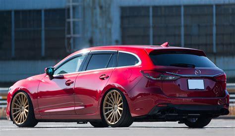 Spoiler Alettone Posteriore Mazda 6 Gj Station Wagon ( Dal