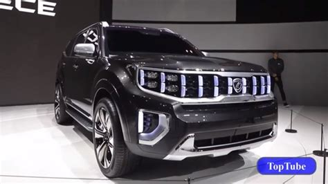 2020 Kia Mohave by 2020 Kia Mohave Look Kia S New Suv Just Revealed