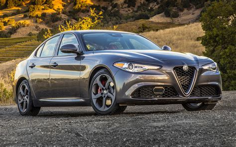 alfa romeo giulia  wallpapers  hd images