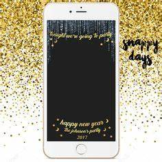 SNAPCHAT Geofilter with Boy Gold Balloons Filter Baby