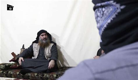 ISIS claims chief appears in video