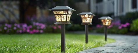 led garden lights outdoor lights lighting electrical lighting stunning outdoor lighting feature by using solar