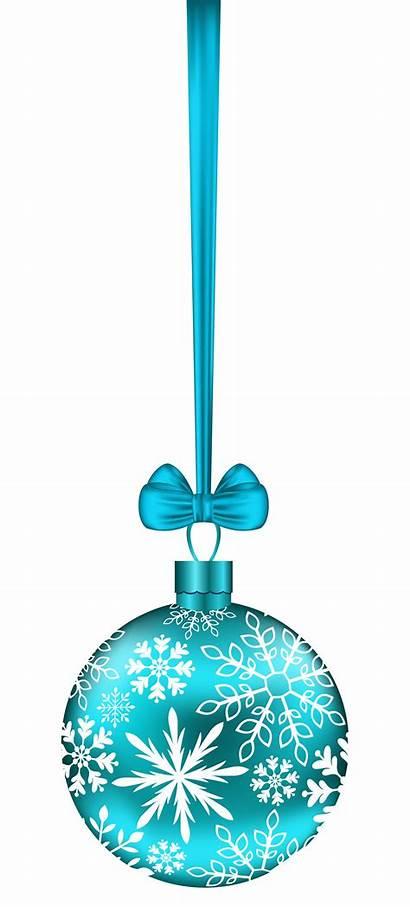 Transparent Ball Clip Ornament Clipart Weihnachtskugel Azul