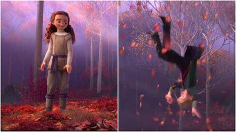 frozen  trailer reveals     characters
